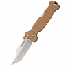 Складной нож Cold Steel Immortal Coyote Tan 23GVB