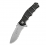 Складной нож Boker Plus AK-101 Gray Plain 01KAL101
