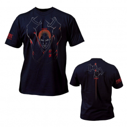 Футболка Cold Steel Samurai Tee Shirt TH1